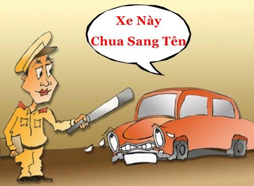 Kết quả hình ảnh cho Dịch Vụ Sang Tên đổi chủ xe