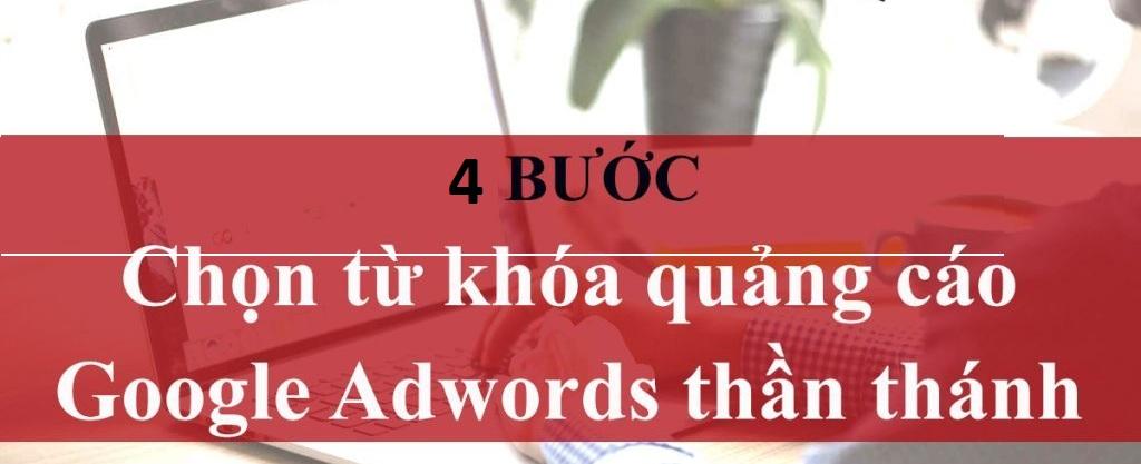 Chọn từ khóa quảng cáo google adwords