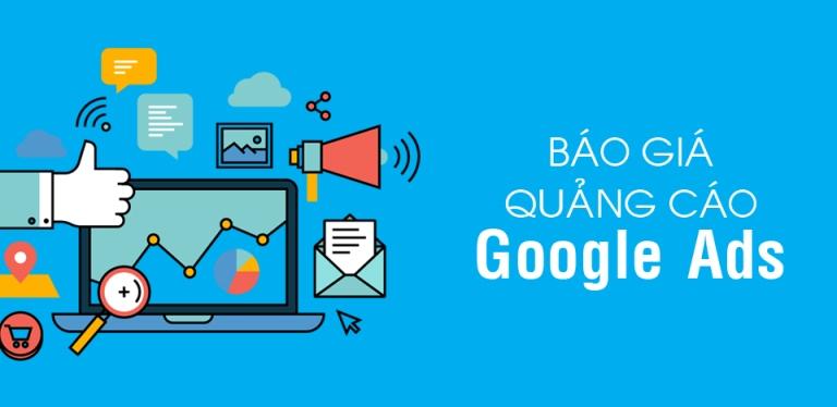 Bảng Giá Chạy Quảng Cáo Google Adwords TH24H